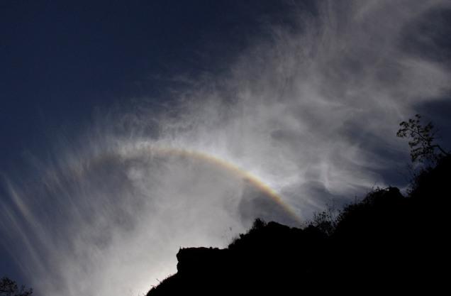 Esas vistas que el monte nos regala - Foto: Carlos Herrador.