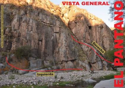 El Pantano - Vista General.